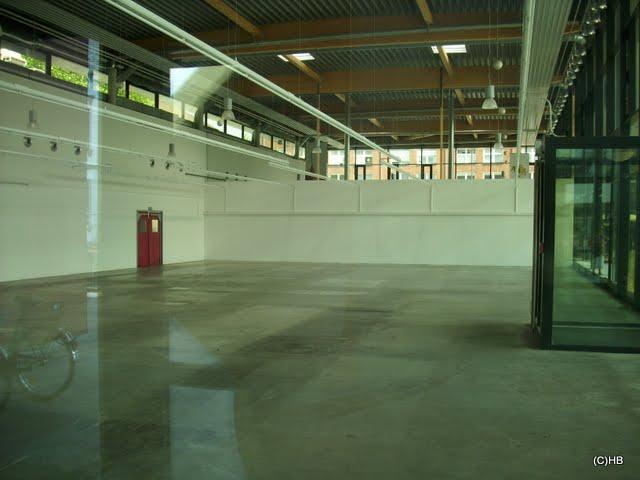 Bremen- Vegesack, ROT/grünes Steuergrab Markthalle
