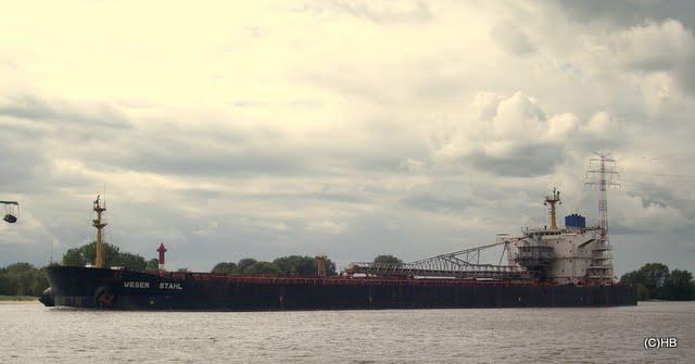 MS Weser Stahl